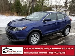 2019 Nissan Rogue Sport S SUV [L92, C03, FLO, RBY, G-0]