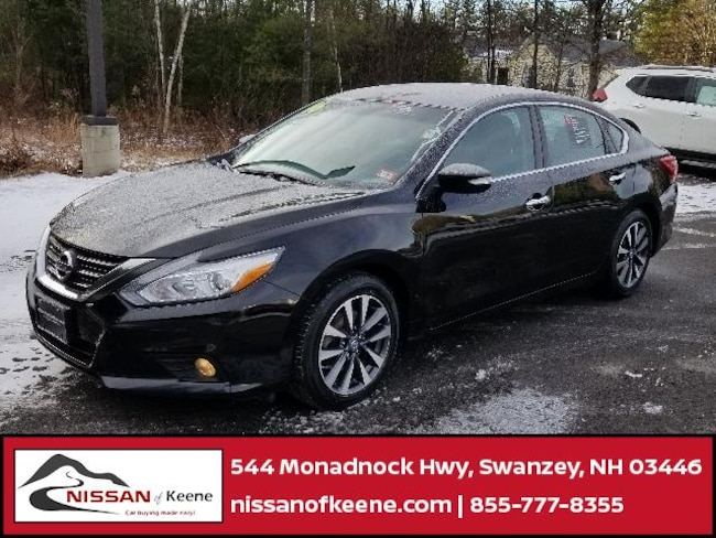 2016 Nissan Altima 2.5 SV Sedan For Sale in Swanzey NH