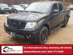 2019 Nissan Frontier SV Truck Crew Cab [VAL, G41, C03, L93, MID, K11, -K11, FL3, K01, K03, W-0] For Sale in Keene, NH