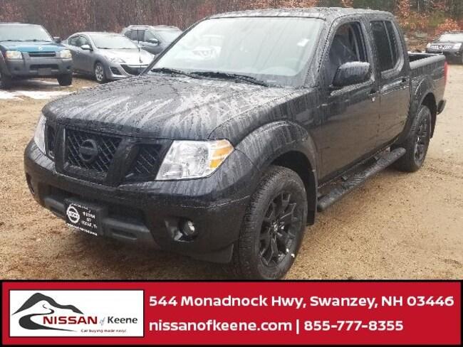 2019 Nissan Frontier SV Truck Crew Cab [VAL, G41, C03, L93, MID, K11, -K11, FL3, K01, K03, W-0] For Sale in Swazey, NH