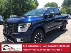 2018 Nissan Titan PRO-4X Truck Crew Cab [CN4, G01, G-1, PRM, K11, RAY, -K11, G-3, K13, MON, K04, K03, UT3, -K13, -Z66, X03, MD1, B92, Z66, X02, SG2]