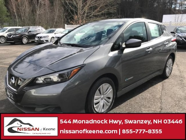 2019 Nissan LEAF S Hatchback [L92, F01, AL1, X01, G-0, FL2, CH1, KAD] For Sale in Swazey, NH
