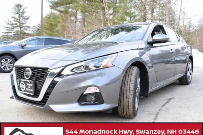2019 Nissan Altima 2.5 SV Sedan [B10, L94, C03, G-0, SPL, KAD, FL4, R10, SGD, W10, WHL, BUM, B93] For Sale in Swazey, NH