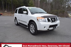 2014 Nissan Armada Platinum SUV [SEA] For Sale in Swanzey, NH