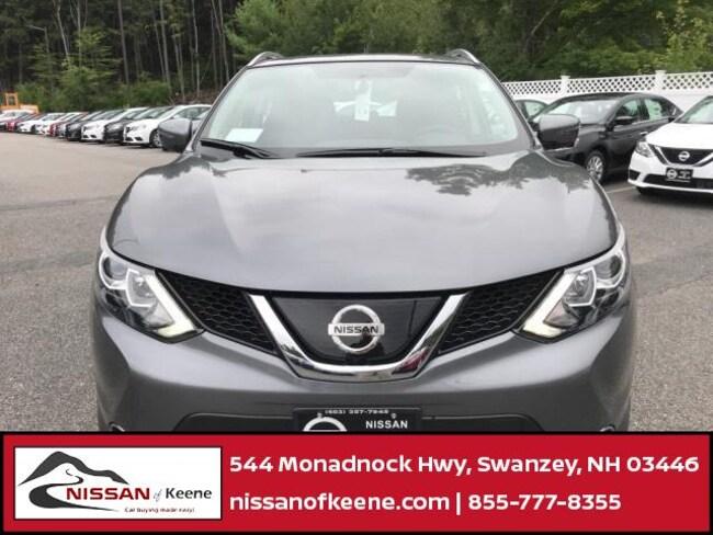 2018 Nissan Rogue Sport SV SUV [TE2, U02, -Z66, G-0, Z66, KAD] For Sale in Swazey, NH