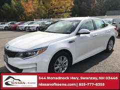 2016 Kia Optima LX Sedan For Sale near Keene, NH
