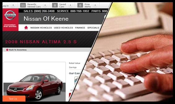 The Easy Price - Nissan of Keene - NH Nissan Dealer