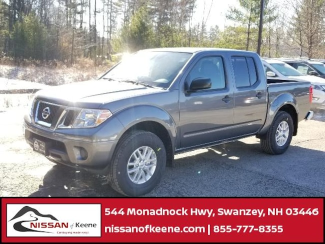 2019 Nissan Frontier SV Truck Crew Cab [LN3, L92, C03, A93, W-0, FL2, KAD] For Sale in Swazey, NH