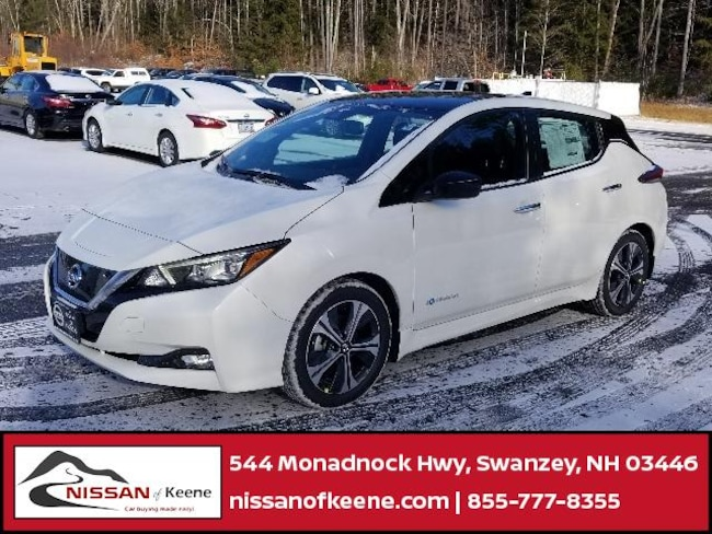 2019 Nissan LEAF SV Hatchback [XBJ, TE1, L92, C03, AL2, G-0, M10, FL2, E09, SGD, -E09, CAR, V01, X02, B93] For Sale in Swazey, NH