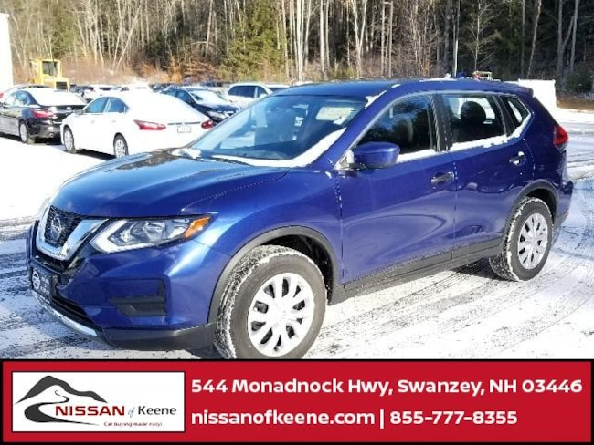 2019 Nissan Rogue S SUV [L92, C03, RBY, G-0, FL2] For Sale in Swazey, NH