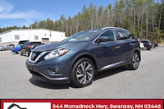 2016 Nissan Murano Platinum SUV For Sale in Swanzey, NH
