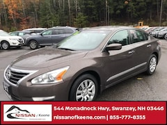 2015 Nissan Altima 2.5 S Sedan For Sale near Keene, NH