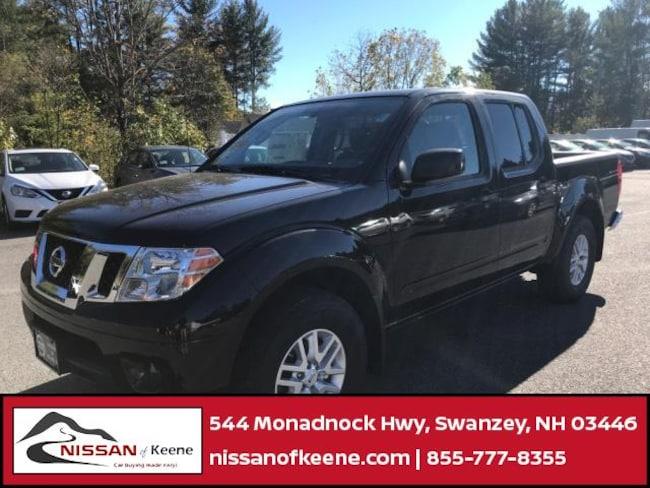 2019 Nissan Frontier SV Truck Crew Cab [VAL, MRF, L92, G41, J01, K11, -K11, K01, FL2, W-0] For Sale in Swazey, NH