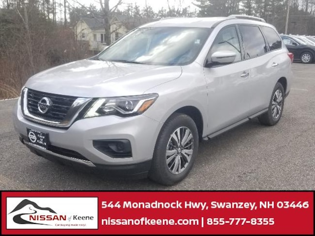 2019 Nissan Pathfinder S SUV [L92, C03, G-0, K23, FL2] For Sale in Swazey, NH