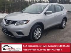 2015 Nissan Rogue S SUV For Sale near Keene, NH