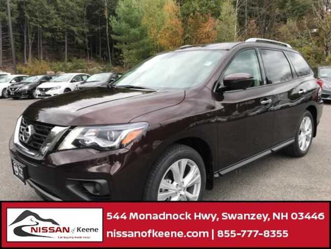 2019 Nissan Pathfinder SL SUV [B10, L92, C03, PRM, G-0, FL2, P01, SGD, CAS] For Sale in Swazey, NH