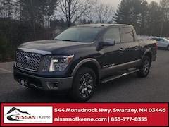 2018 Nissan Titan Platinum Reserve Truck Crew Cab [B10, -B13, PLA, B13, G41, C03, G01, -K12, K12, P-0, -Z66, B92, MD1, Z66, SG2]