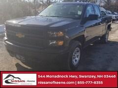2015 Chevrolet Silverado 1500 Truck Double Cab For Sale Near Keene, NH