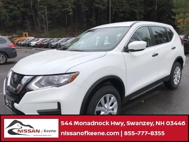 2019 Nissan Rogue S SUV [L92, C03, QAK, G-0, FL2] For Sale in Swazey, NH