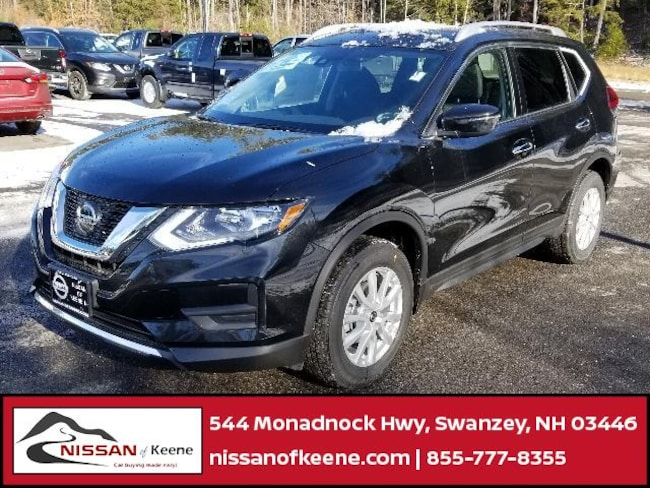 2019 Nissan Rogue S SUV [L92, G41, C03, SPE, G-0, K01, FL2, SGD, B92] For Sale in Swazey, NH