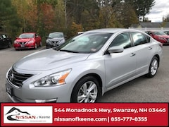 2015 Nissan Altima 2.5 SV Sedan For Sale near Keene, NH