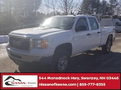 2014 GMC Sierra 2500HD Work Truck Truck Crew Cab For Sale Near Keene, NH