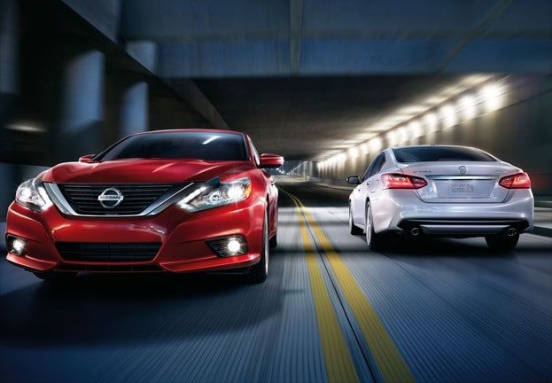 Elegant 2017 Nissan Altima Lease Special   Only $189 Per Month