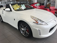 2017 Nissan 370Z Touring Sport Convertible