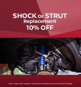 Shock or strut replacement