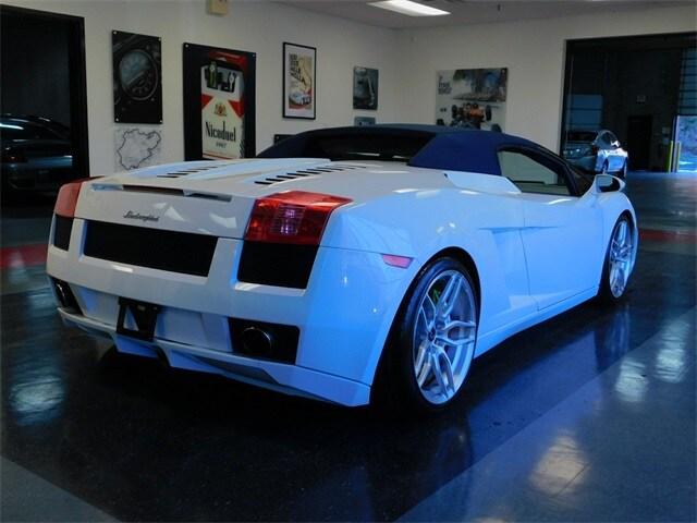 ... 2007 Lamborghini Gallardo Base Convertible ...