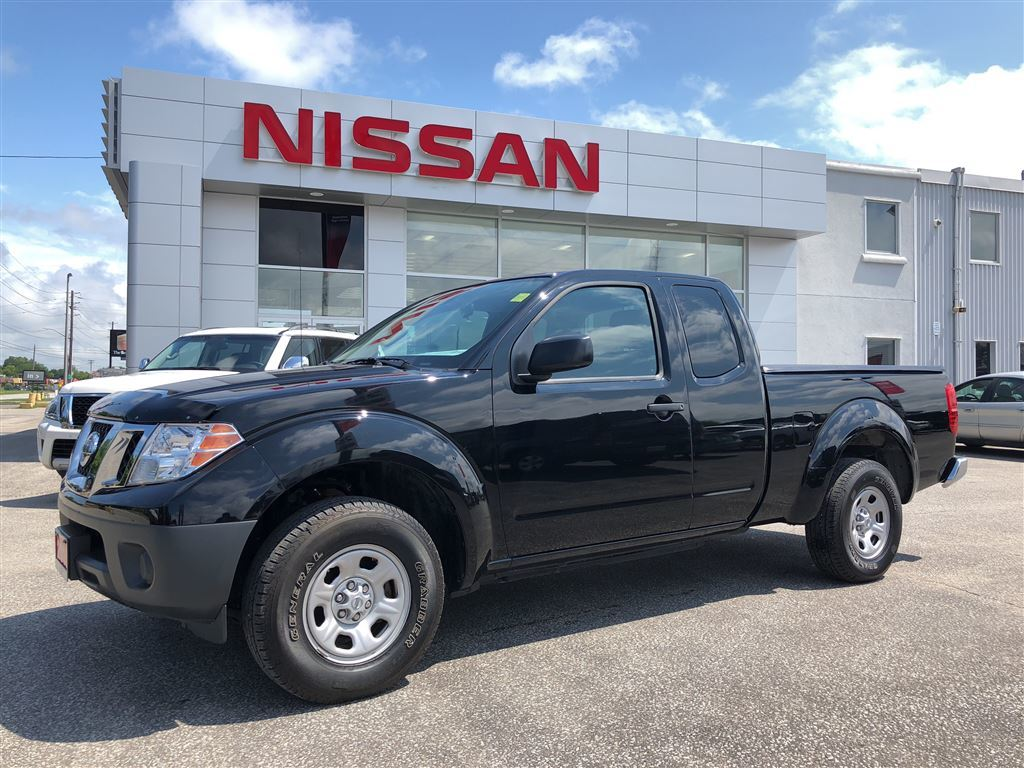 ... 2015 Nissan Frontier S   4x2 Extended Cab 4 Cyl Extended Cab ...
