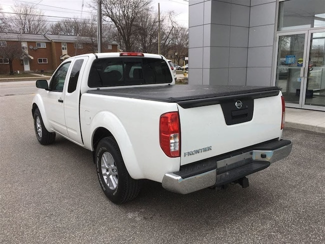 2016 Nissan Frontier S - 4 cyl - 4x2 - Extended Cab Extended Cab
