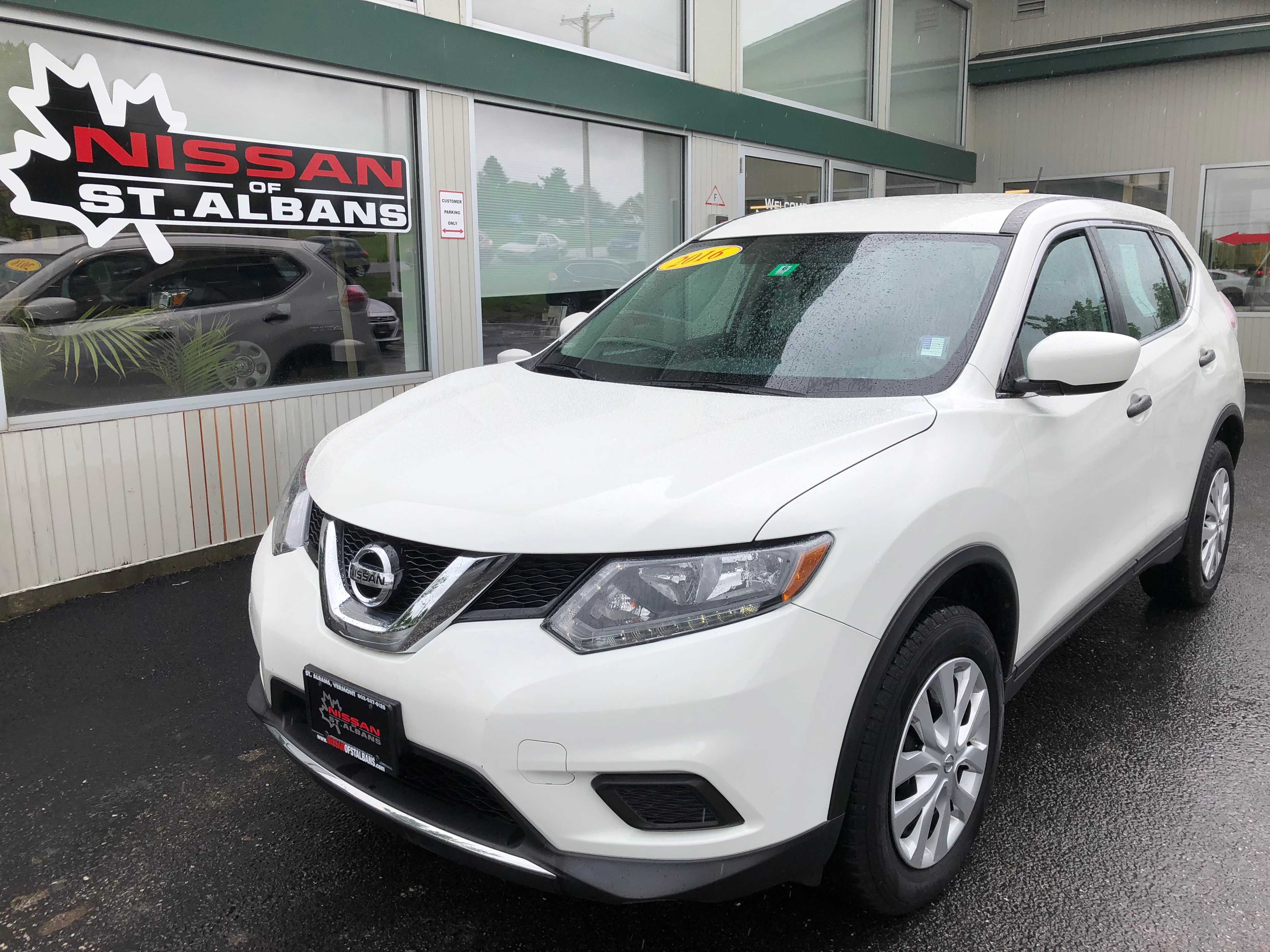 New Nissan Rogue in Saint Albans | Nissan of St  Albans