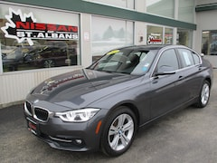 Used 2017 BMW 330i xDrive Sedan in St Albans VT
