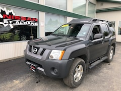 Bargain Used 2007 Nissan Xterra S SUV in St Albans VT