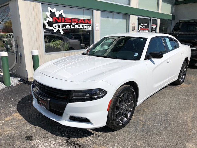 Used 2018 Dodge Charger GT Sedan in St Albans VT