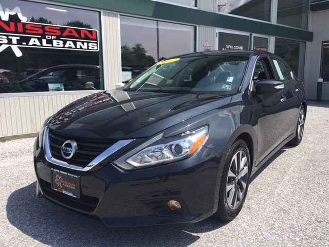 used 2017 nissan altima for sale | saint albans, vt vt stock:u159617