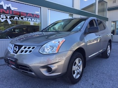 Bargain Used 2013 Nissan Rogue S AWD SUV in St Albans VT