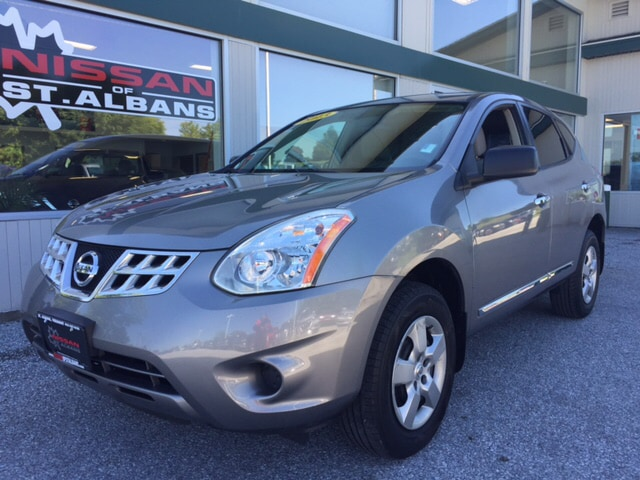 Used 2013 Nissan Rogue S AWD SUV In St. Albans