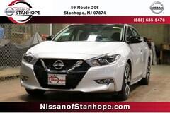 New 2018 Nissan Maxima 3.5 SL Sedan Stanhope
