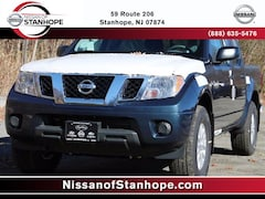 New 2018 Nissan Frontier SV Truck Stanhope