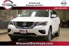 New 2018 Nissan Pathfinder SV SUV Stanhope