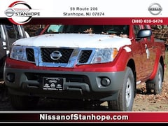 New 2018 Nissan Frontier S Truck Stanhope