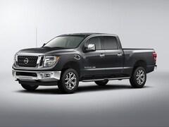 2018 Nissan Titan XD Platinum Reserve Diesel Truck Crew Cab
