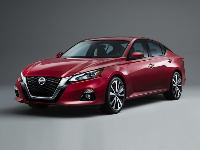 New 2019 Nissan Altima 2.5 SV Sedan For Sale/Lease Sumter, SC