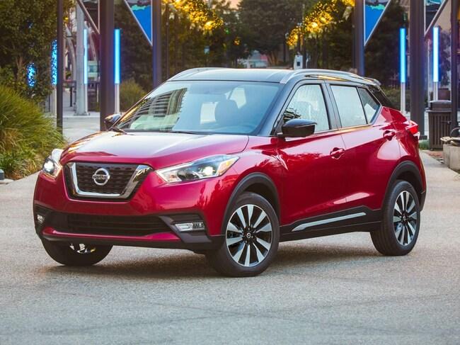 2019 New Nissan Kicks For Salelease Sumter Sc 2655