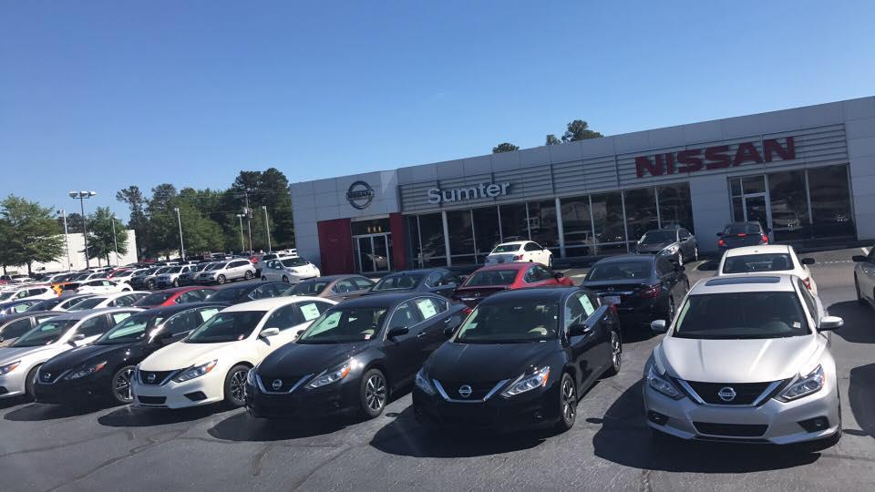 Car Dealerships In Sumter Sc >> 2019 New Nissan Altima For Sale Lease Sumter Sc 2533