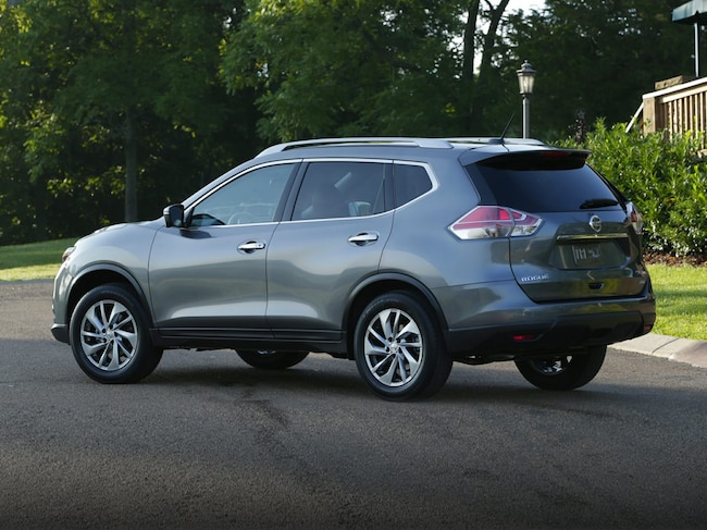 Used 2016 Nissan Rogue SL SUV For Sale Sumter, SC