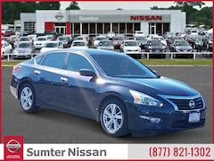 Certified Pre-Owned 2013 Nissan Altima 2.5 SV Sedan in Sumter