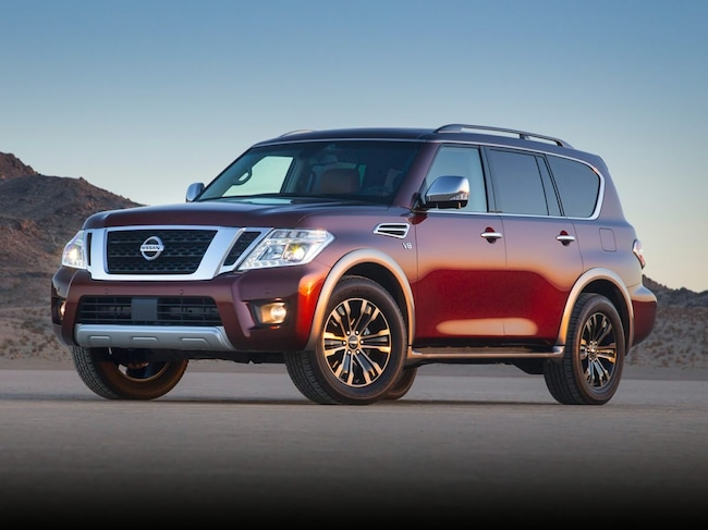 2019 New Nissan Armada For Sale Lease Sumter Sc 2597